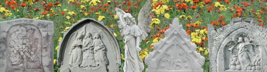 pic of headstone